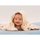 Babyhanddoek bio-katoen