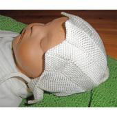 Babymutsje zijde