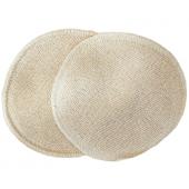 Zoogcompressen zijde/ bio-wol