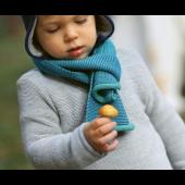 Kindersjaal bio-wol
