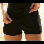 Pants bio-wol/zijde