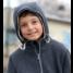 Kinder-outdoorjas bio-wol